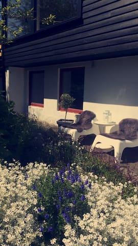 Ny leilighet med kort vei til Dyreparken - Kristiansand - Apartamento