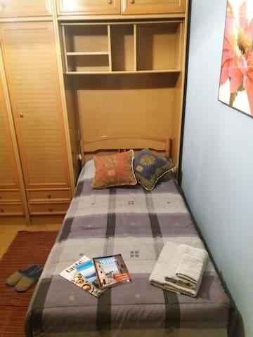 Habitación privada y comoda