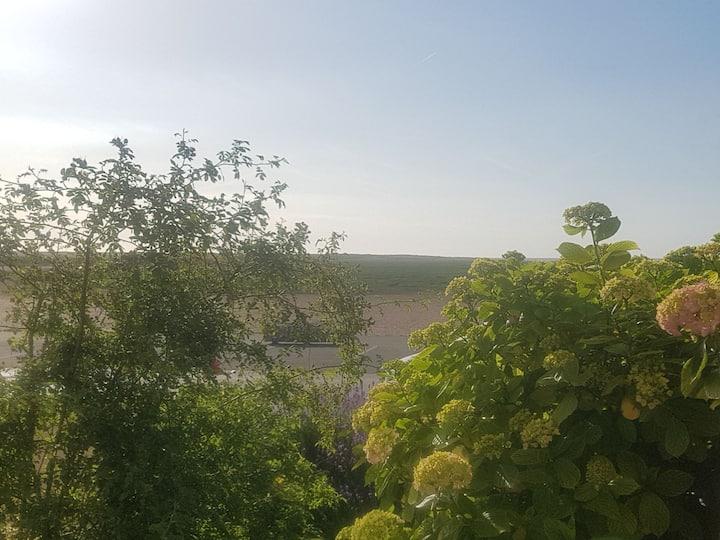 Chez Mémé( vue directe plage)