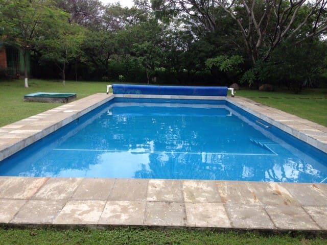 Casa de campo con alberca en Morelos - Chalcatzingo - House