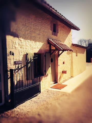 La Cachette - Mairé-Levescault - House