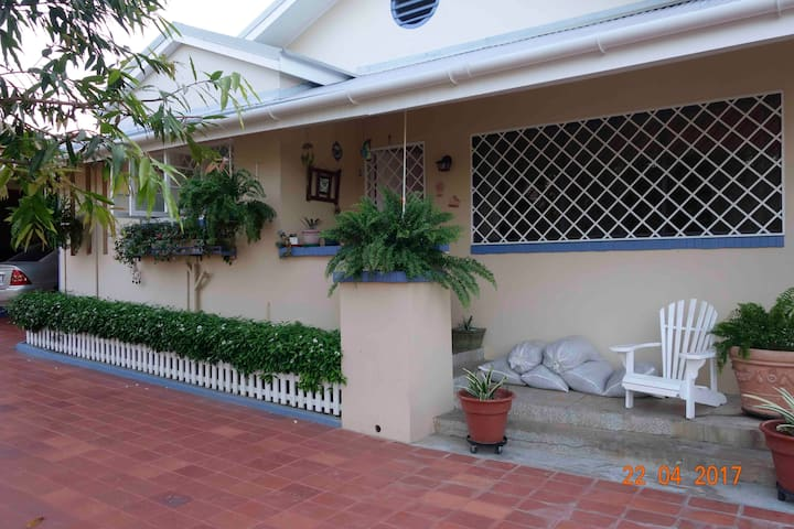 3 bedroom fully equipped home