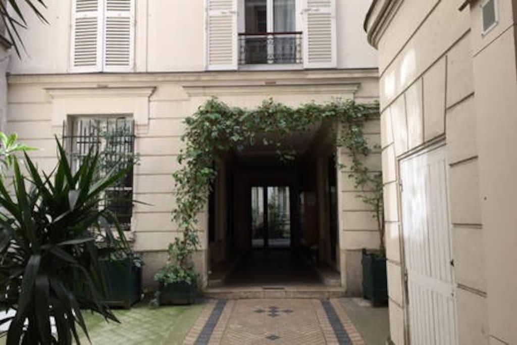 Rue du Val de Grâce