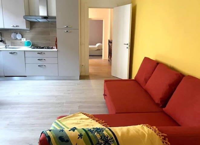 Appartamento Mina: ideale per visitare la Toscana