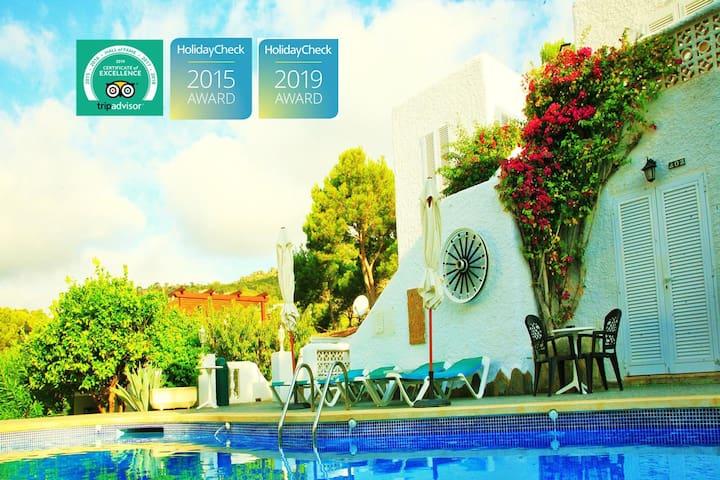 Boutique Hotel Villa Columbus -2- Paguera Mallorca