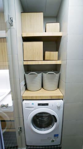 Washing space