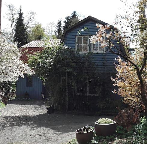 Ruhig und zentral - wohlfühlen in Worpswede - Worpswede - House