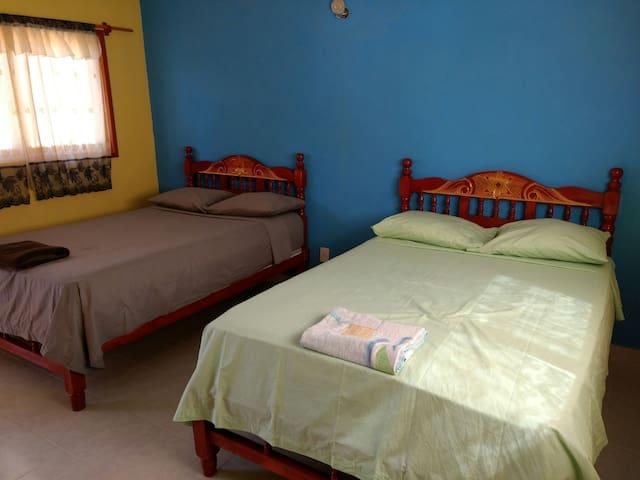 Lugar tranquilo y seguro - Ilha Holbox - Apartamento