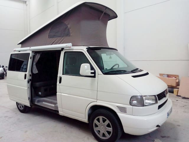 Camper van VW California T4