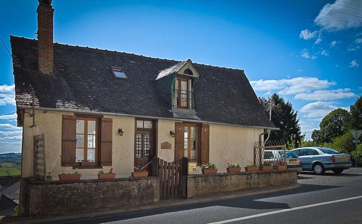 La Petite Maison, Vignols