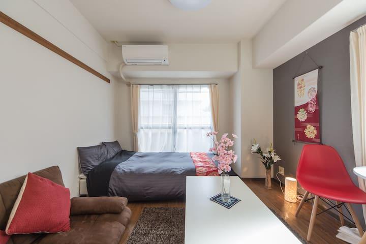 3min from Shijo-Omiya cozy house - Kyoto - Apartmen