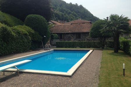 THE COTTAGE (Beach&Pool) - Omegna