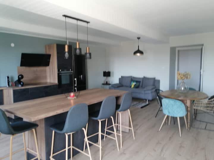 Magnifique appartement de 170 M2 tout confort