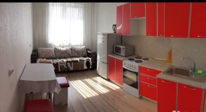 Однокомнатная квартира по хорошей цене !