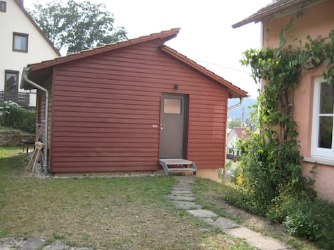 tiny house mit Küche und Bad