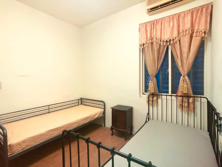 Home share Cosy apartment near 101 building