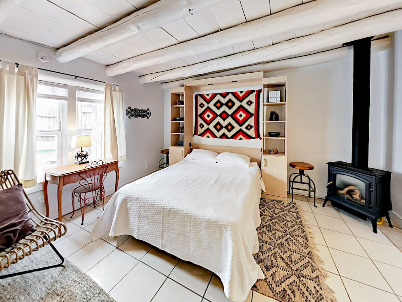 Welcome to Santa Fe! Your charming casita is professionally managed by TurnKey Vacation Rentals.
