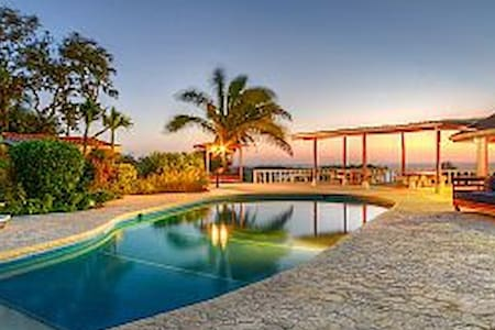 Sunset Peak Nosara - Playa Guiones - Villa