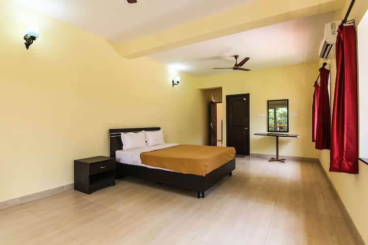 Comfortable Mandovi riverview homestay near Panaji