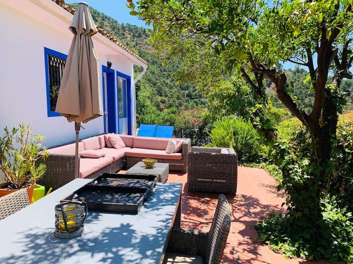 Finca Santa Ana, a charming Andalusian house