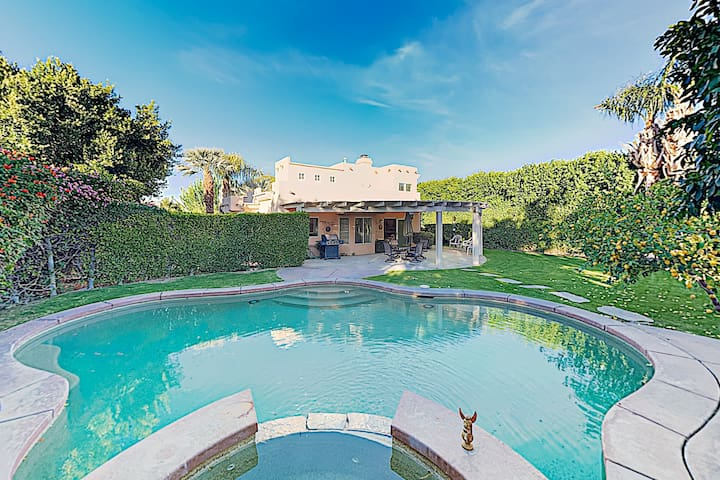 New Listing! Expansive Haven w/ Pool & Spa