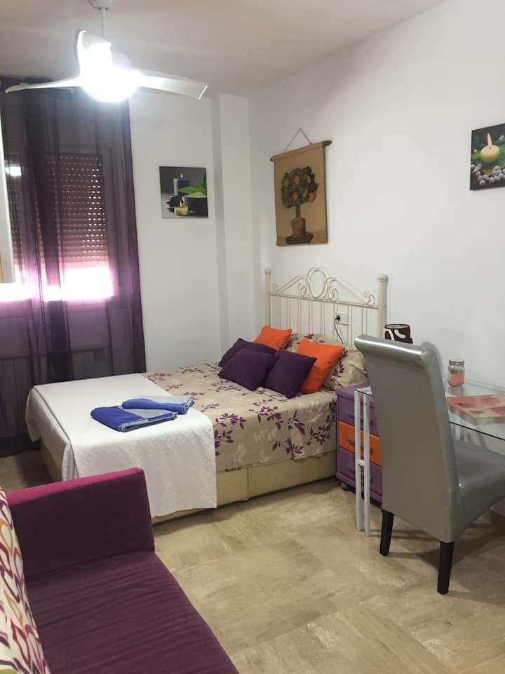 Preciosa habitación Córdoba Azahara