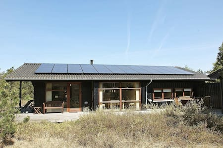 Pleasant Holiday Home in Fjerritslev with Sauna