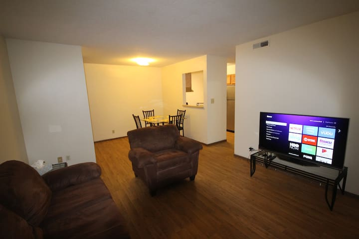 4BR Apt. on campus, near Springfield and Green