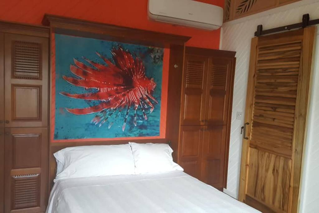 The Lion Fish Room