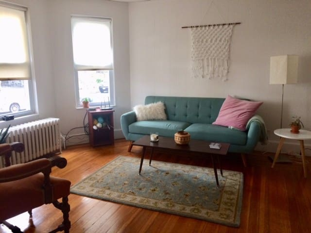 Lovely Guest Room in Somerville (Near Tufts)