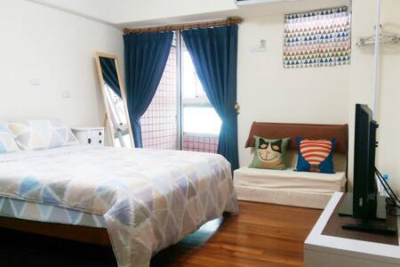 Ruby's double room(獨立衛浴) - 花蓮市