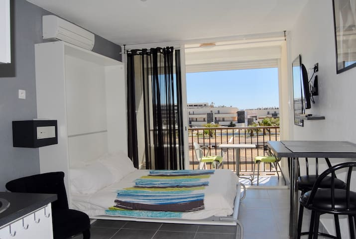 Naturist apartment Village Cap d'Agde
