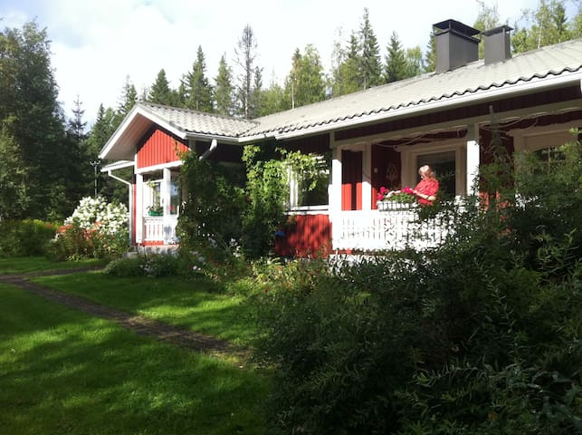 A nice house for relaxation Lieksa, Lake Pielinen