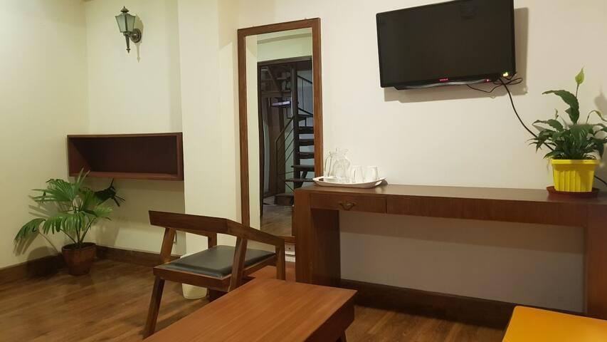 Patan Cosy Stay @Samsara - (Individual Room)