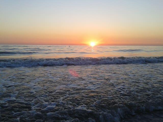 Zonsondergang / Sunset