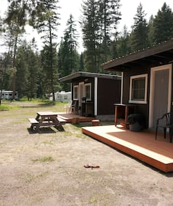 Double E Sportsman's Camp Cozy Cabin #2 - Westbridge - Blockhütte
