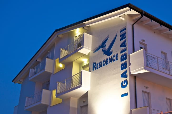 Appartamento Residence I Gabbiani, Pineto. - Foggetta