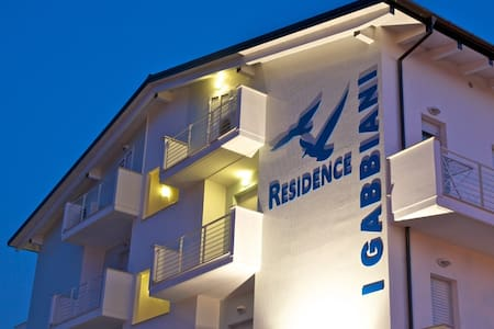 Appartamento Residence I Gabbiani, Pineto. - Foggetta - อพาร์ทเมนท์