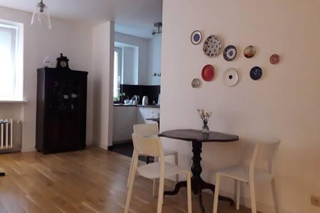Mini apartament przy Placu Wilsona