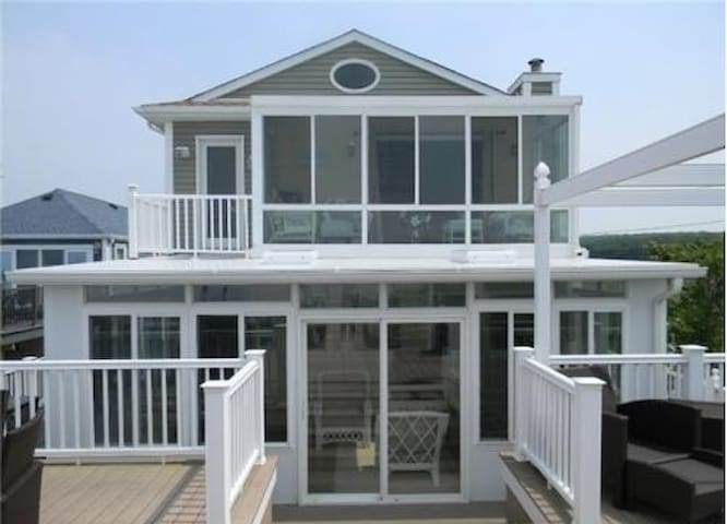 Very Large Beach House Hamptons's North Fork - Wading River - Ev