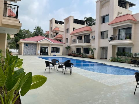 G's Homestay/C04/Entire place with Pool & Gym