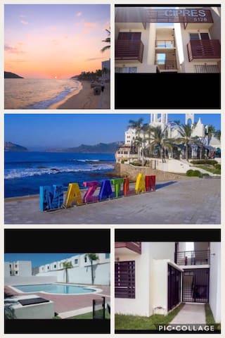 Rento departamento en Mazatlán