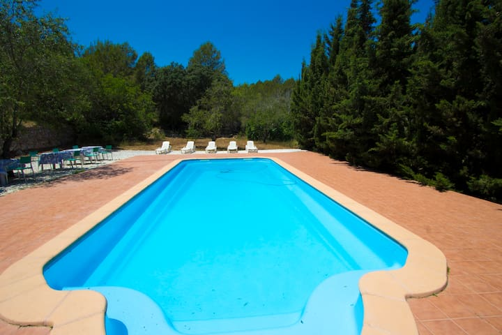 Catalunya Casas: Villa Ardenya for groups of 20 in Tarragona, only 10km to the beach!