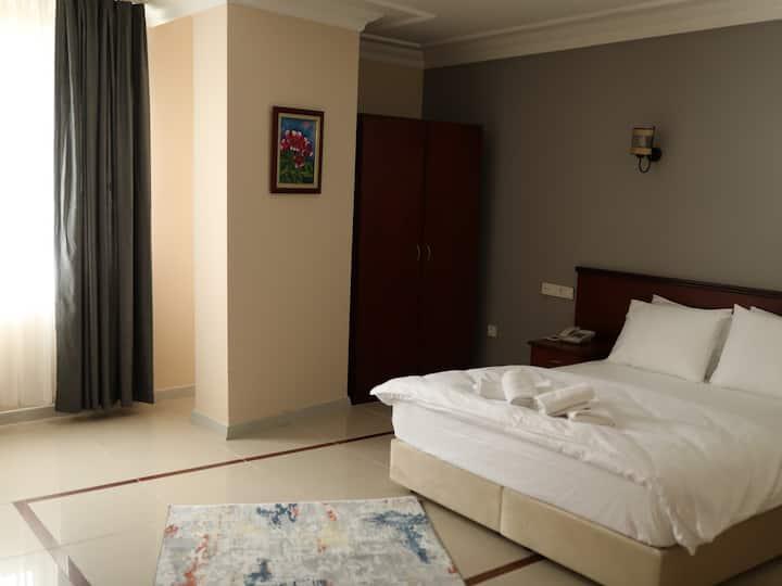 Lysa Hotel - Tek Kisilik Oda