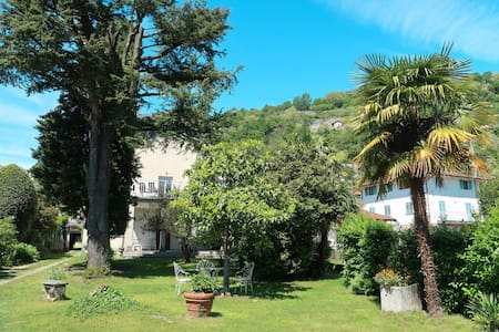 Holiday apartment in Dongo (CO) for 5 persons