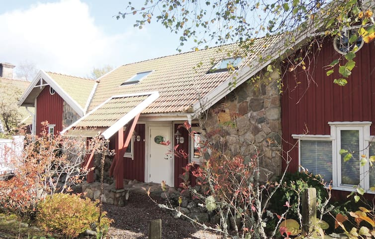 Holiday cottage with 1 bedroom on 95 m² in Rörvik