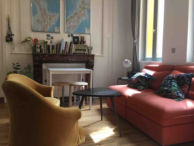Cosy studio - Troyes center