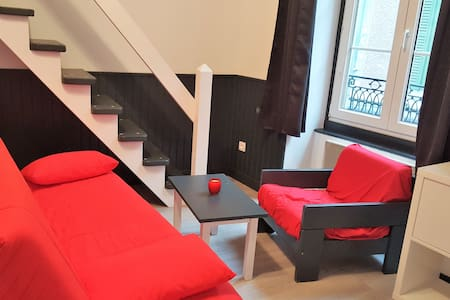 Grand studio 32 m2 centre de Cauterets