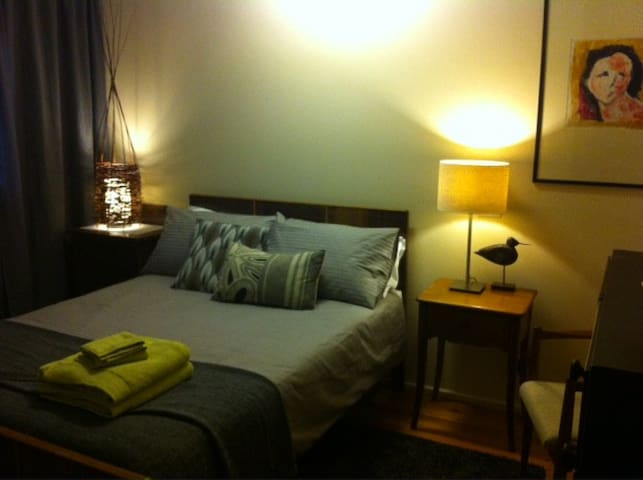 Close to town comfort - Castlemaine - Penzion (B&B)