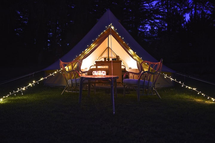 Glamping Tent 1
